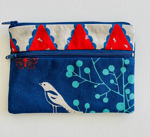 Small Zip Pouch 11