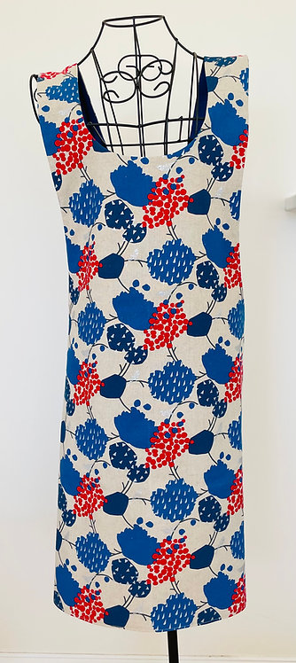 Japanese Linen Apron J32