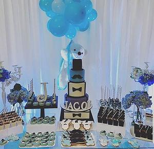 Celebrating Jacob's baby shower.jpg