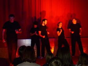 Impro Show aux Authieux Port Saint Ouen