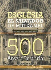 Església_El_Salvador_de_Mutxamel_500_any