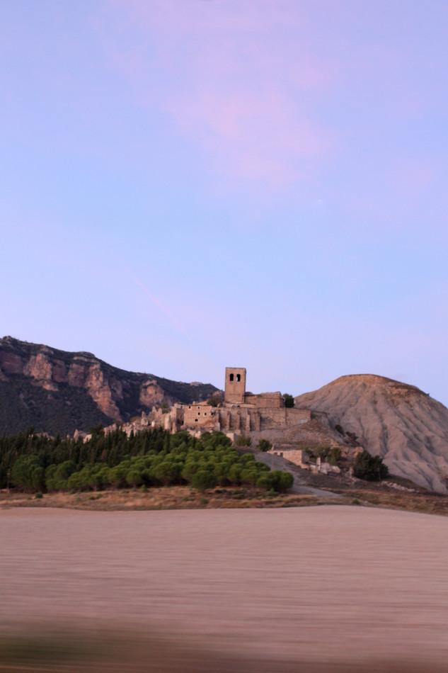 Pueblo abandonado, Spain 2013