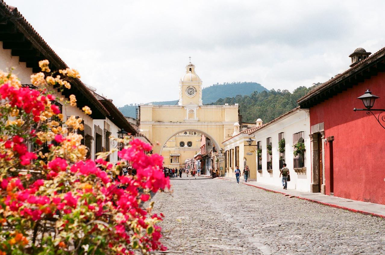 Antigua, Guatemala  2016
