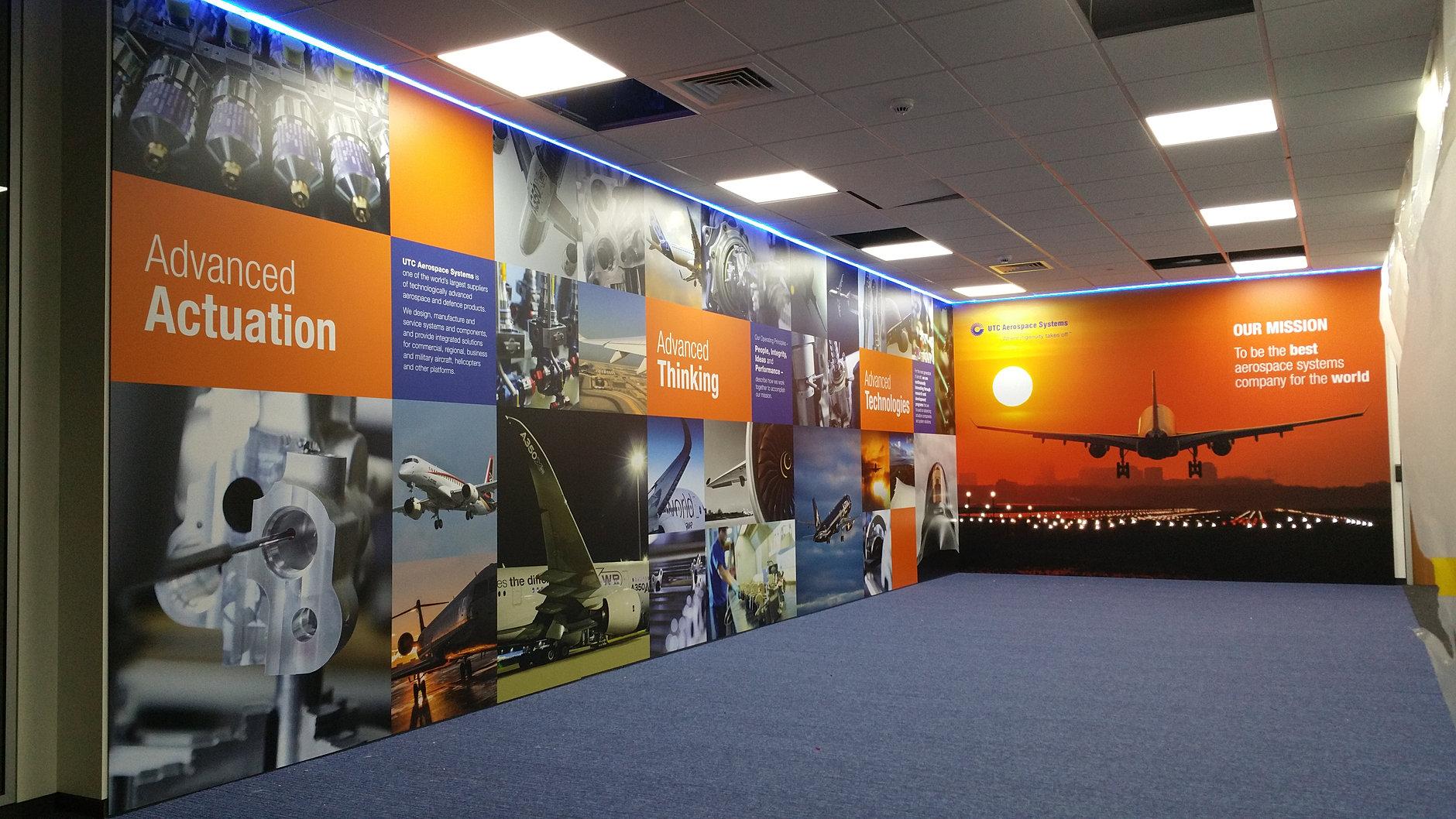 Wallscapers Ltd Birmingham Large Format Printing Services