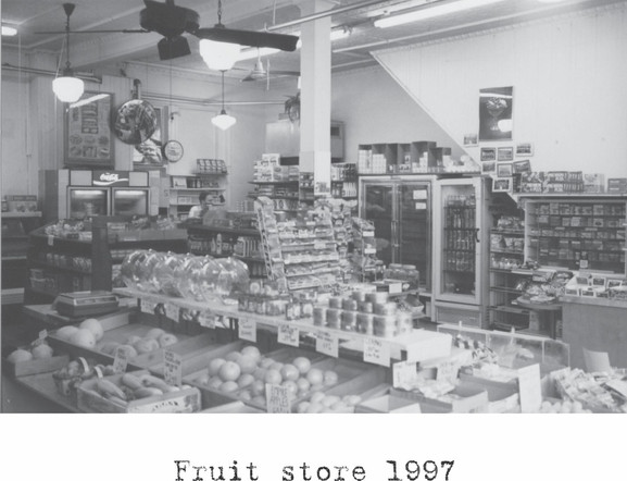 Fruit store 1997