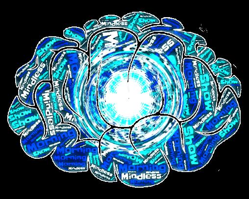 Inverse Mindless Morning Show Logo