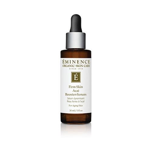 FIRM SKIN ACAI BOOSTER-SERUM: Enhanced serum for aging skin