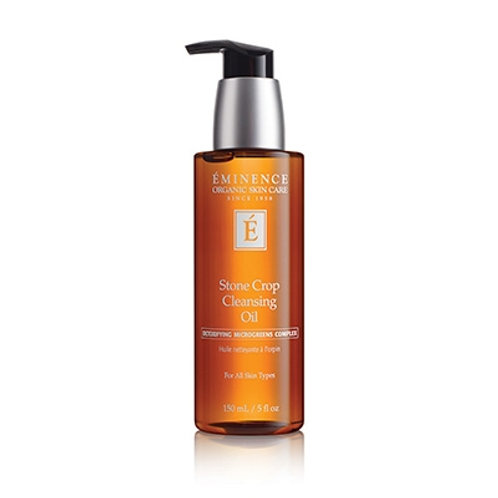 STONE CROP CLEANSING OIL: Restore balance and remove impurities