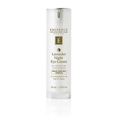 LAVENDER AGE CORRECTIVE NIGHT EYE CREAM: Ultra-rich eye cream
