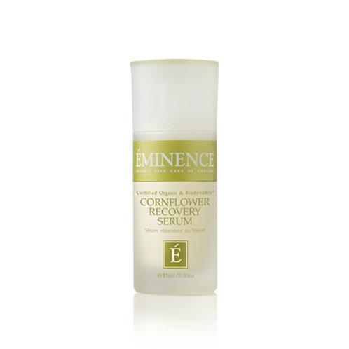 CORNFLOWER RECOVERY SERUM: Revitalizing serum for all skin types