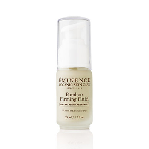 BAMBOO FIRMING FLUID: Skin plumping concentrate