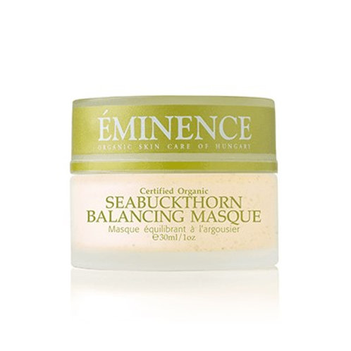 SEABUCKTHORN BALANCING MASQUE: Balancing and conditioning for all skin types