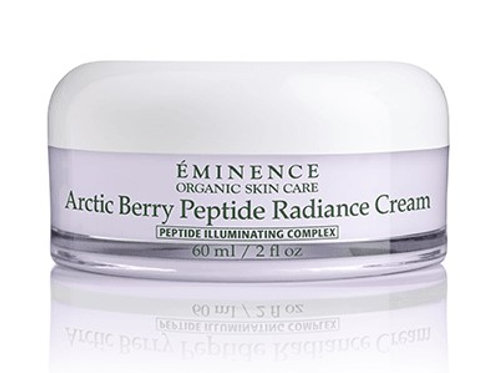 ARCTIC BERRY PEPTIDE RADIANCE CREAM: Soothing cream for all skin types