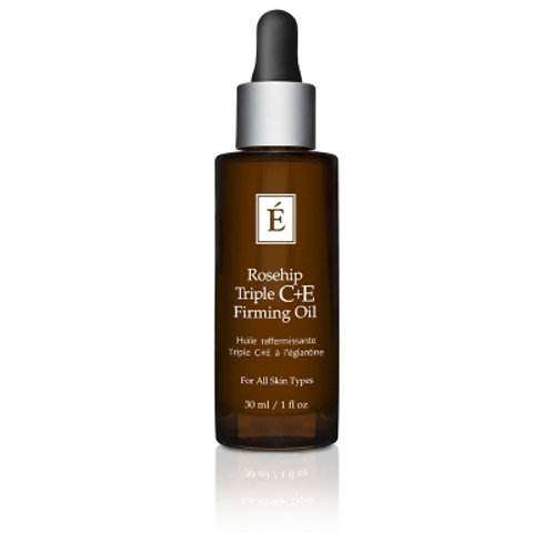 ROSEHIP TRIPLE C+E FIRMING OIL: Deeply hydrating facial oil