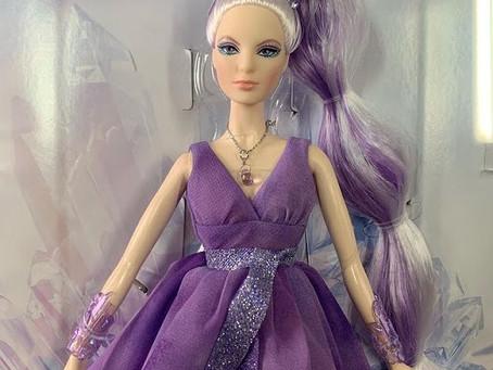 Novidades sobre a Barbie Crystal Fantasy
