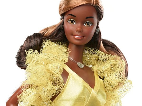Barbie 1977 Superstar Christie
