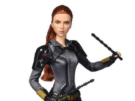 Barbie Black Widow