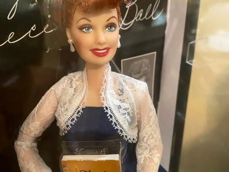 Barbie Tribute Collection - Lucille Ball