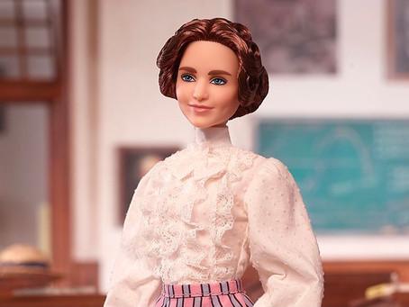 Lançamento: Barbie Helen Keller