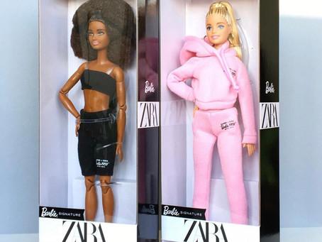 Barbie veste Zara