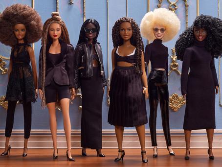 A negritude da Barbie