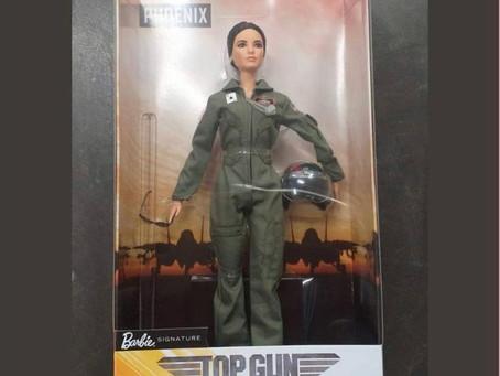 Barbie Top Gun