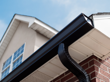 Why Seamless Gutters?