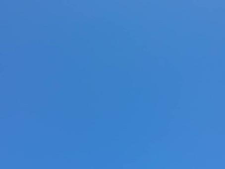 青い空は青いままで