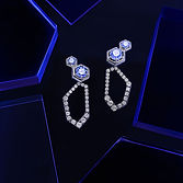 These Glow-in-the-Dark Diamonds Are Coming to Luxury