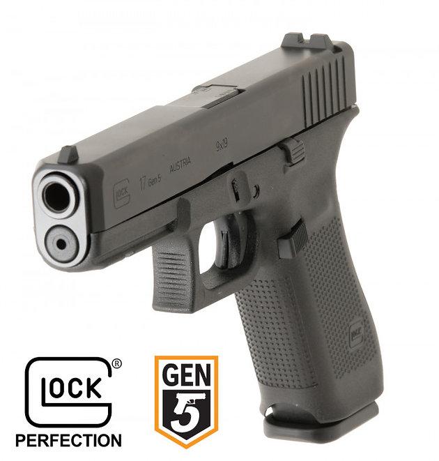 Glock Gen 5 Aftermarket Parts