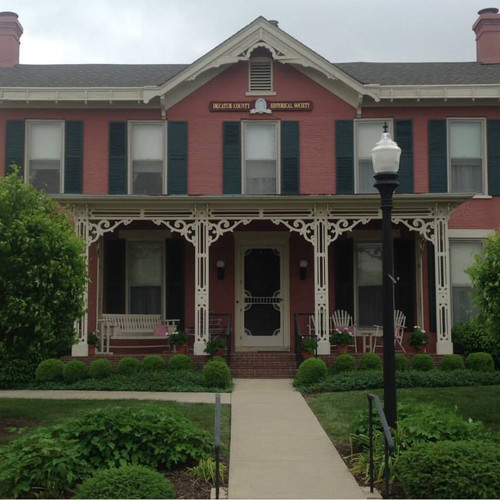Historical Society Decatur County