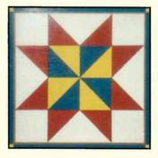 46. Star Pinwheel