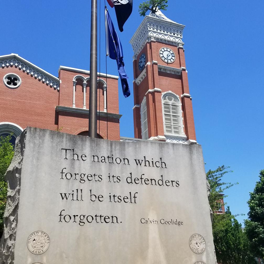 Decatur County All Wars Memorial
