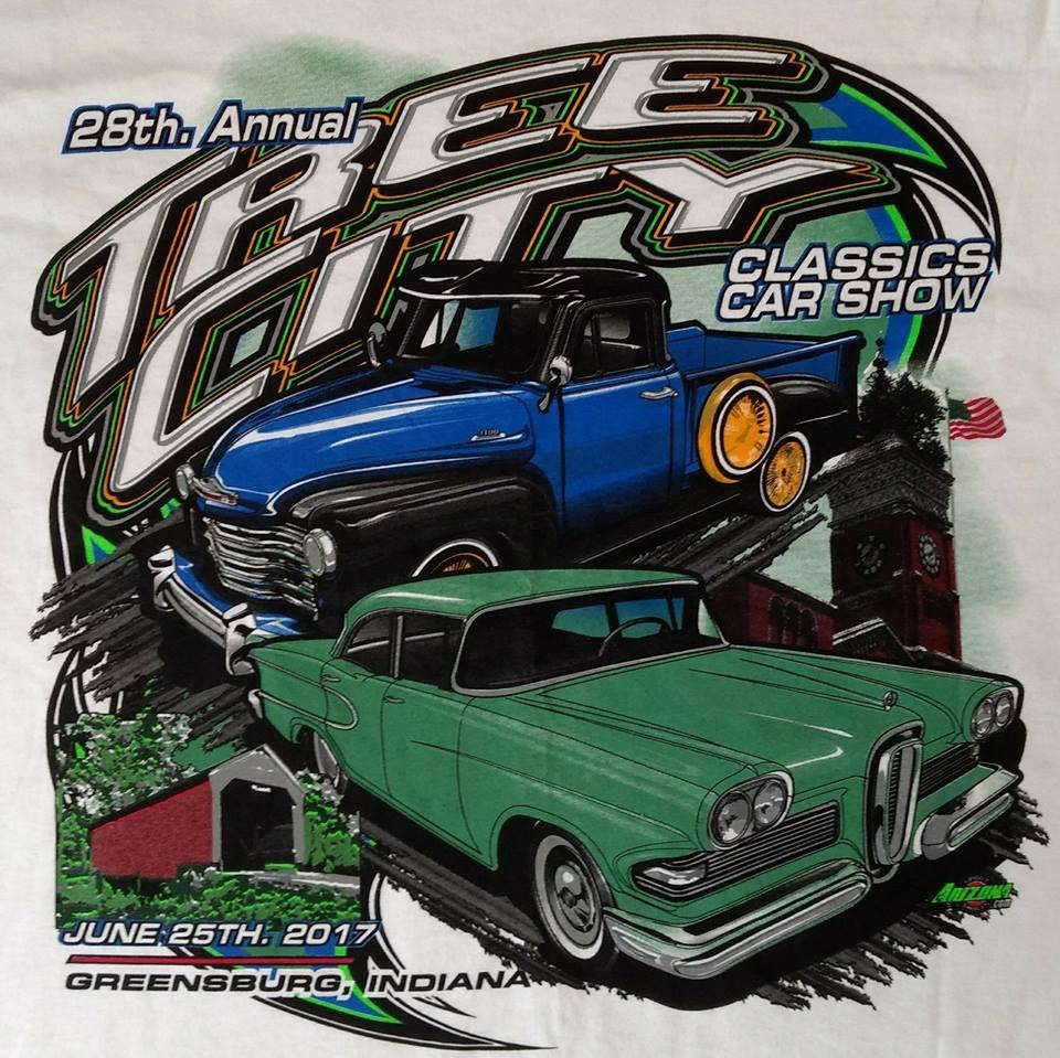 Tree City Classics Car Club