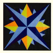 15. Mariner's Compass