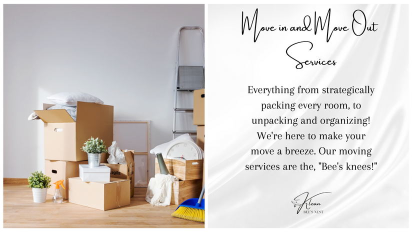 Move-In & Move-Out Services