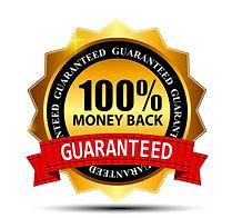 money-back-guarantee-gold-sign-label-vec