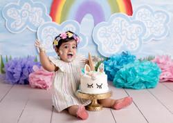 Cake Smash Siara - Kripa & KanakDSC_5244-Edit.jpg