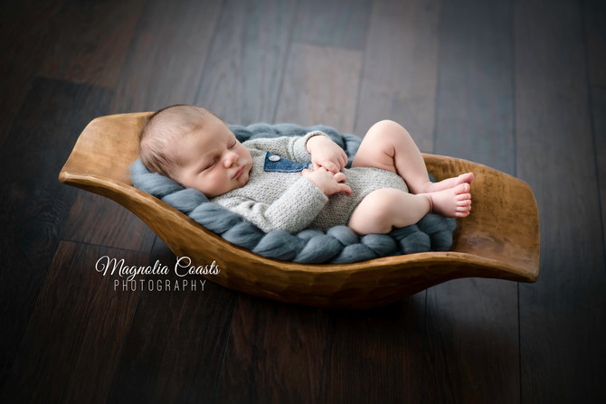 Toronto West / Mississauga East Photographer | Sleepy Baby Adam at 10 days | Newborn