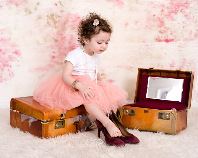 Toronto West / Mississauga East Photographer | Every Day is a Dress up Day | Miss Clara Turns 2! | 2