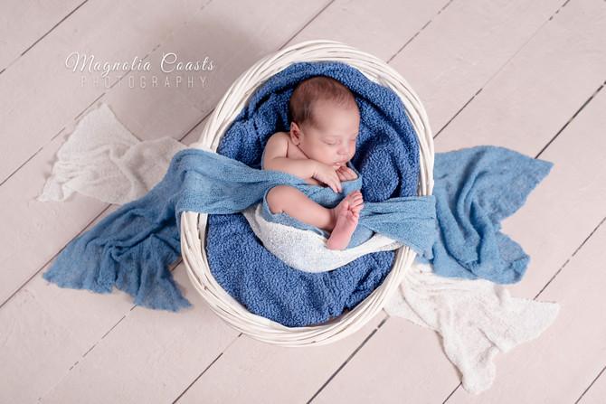Toronto West / Mississauga East Photographer | Baby Christian | Toronto Newborn