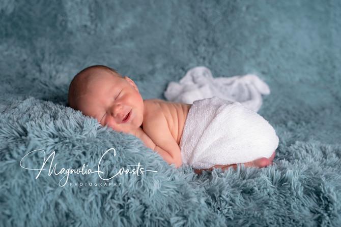 Toronto West / Mississauga East Photographer | Baby Tyler at 5 Days | Toronto Newborn