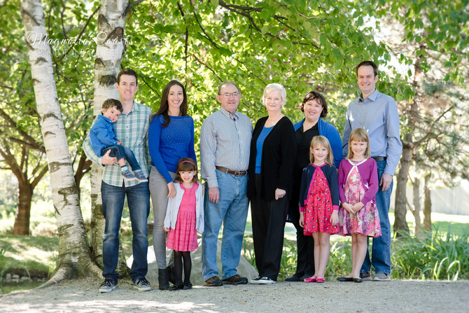 Toronto West / Mississauga East Photographer   The Mitchell Family   Generations