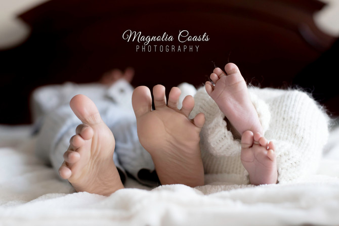 Toronto West / Mississauga East Photographer | A New Sister, A New Home