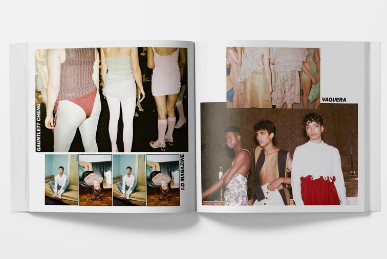 Fashion Portfolio for Maya Fuhr