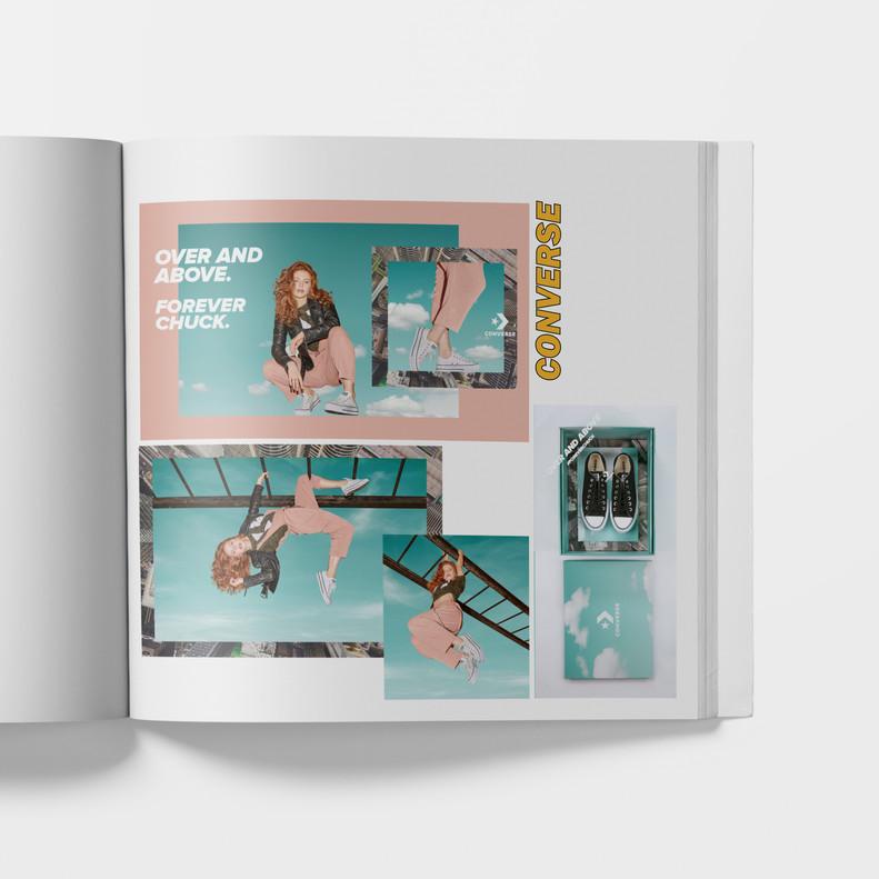 Commercial Portfolio for Maya Fuhr