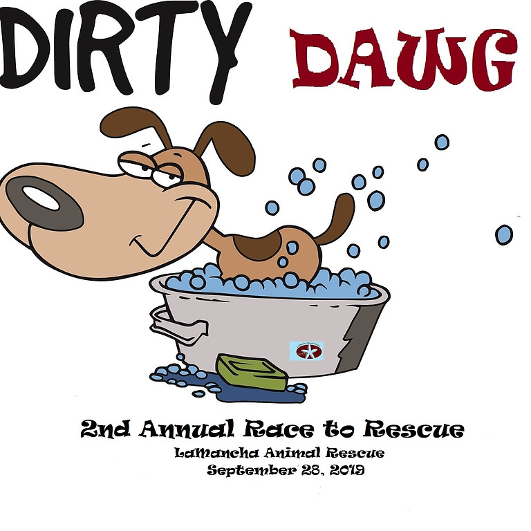 Dirty Dawg Race to Rescue