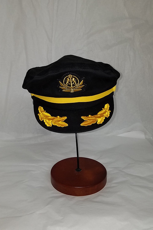 Broner Traditional Yachting Cap