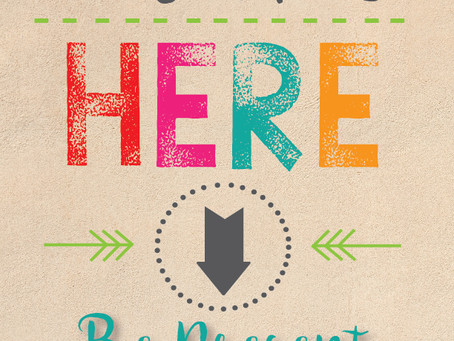 be present!