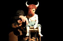 Buffalo boy-L'ATEUCHUS ©Virginie Schell #4